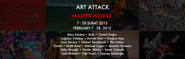 "Art Attack ""Master Works"""