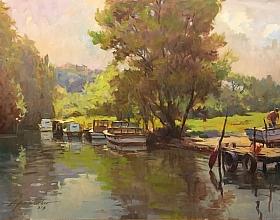 Ayhan Türker – Göksu'da Tekneler