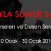 """LEYLA SÜMER SAN """"PORSELEN VE DESEN SERGİSİ"""""""