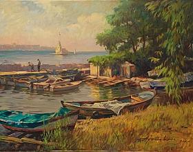 Ayhan Türker – Kabataş'ta Balıkçı Barınağı