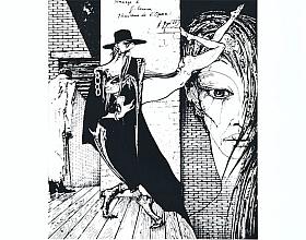 H. Giger – Hommage a Phantom de L'Opera