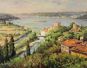 Anadolu Hisar Sırtlarından