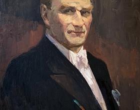 01. Ayhan Türker – Atatürk Portresi