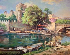 06. Ayhan Türker – Anadolu Hisarı ve Köprüsü