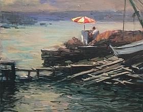 14. Ayhan Türker – Balıkçı