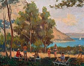 Ayhan Türker – Bodrum Aspat Beach