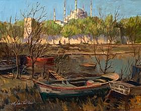 Ayhan Türker – Sultanahmet Camisi