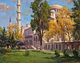Ayhan Türker – Süleymaniye Camisi