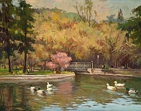 Ayhan Türker – Yıldız Parkından