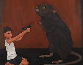 Hale Karpuzcu – Fare / Rat