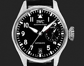 IWC SCHAFFHAUSEN (BIG PILOT'S WATCH)