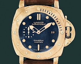 OFFICINE PANERAI (LUMINOR 1950 SUBMERSIBLE)