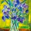 Mustafa Pilevneli – Çiçekler II