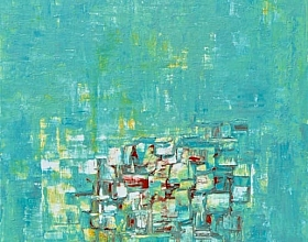 Nursel Birler Carroll – Aegean Abstract