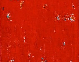 Nursel Birler Carroll – Red Wall II