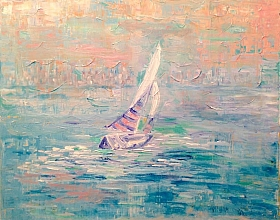 Nursel Birler Carroll – Regatta II