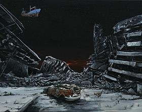 Serdar Akkılıç – Nuh'un Gemisi (Kedi II)