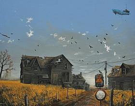 Serdar Akkılıç – Nuh'un Gemisi (Kuşlar)