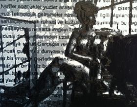 Mustafa Karyağdı – Figürler ve Suretler Serisinden