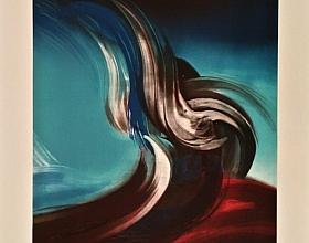 Erdal Alantar – Soyut Kompozisyon