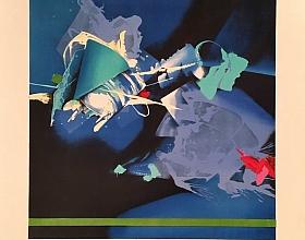 Güngör Taner – Soyut Kompozisyon