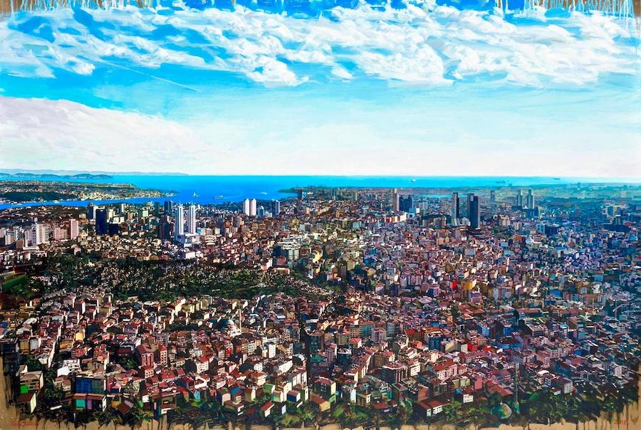 Emre Tandırlı – Istanbul Panorama