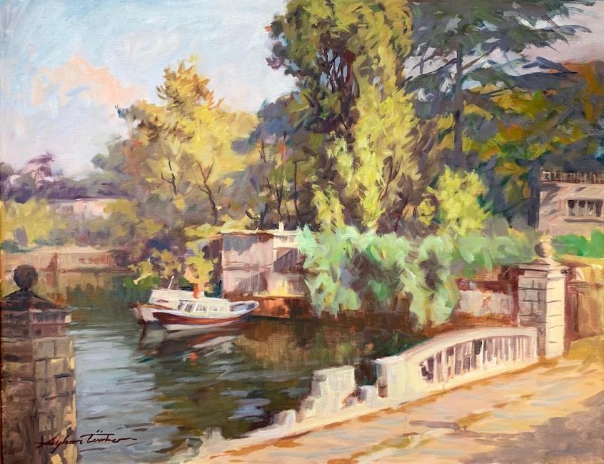 Ayhan Türker – İstinye'de Eski Köprü