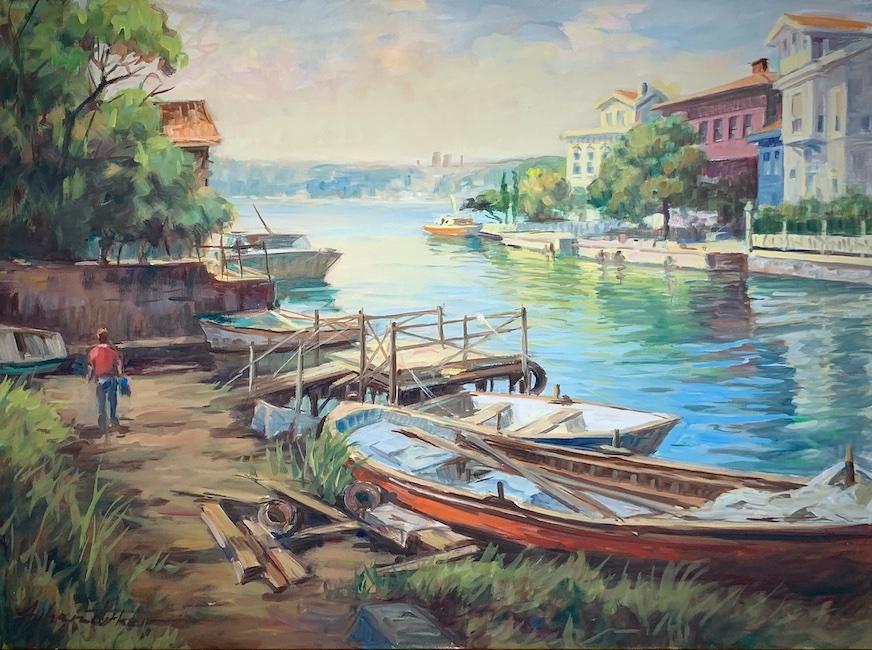 Ayhan Türker – Göksu'nun Bitimi I