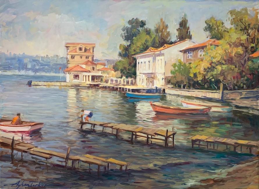 Ayhan Türker – Çengelköy Sahili