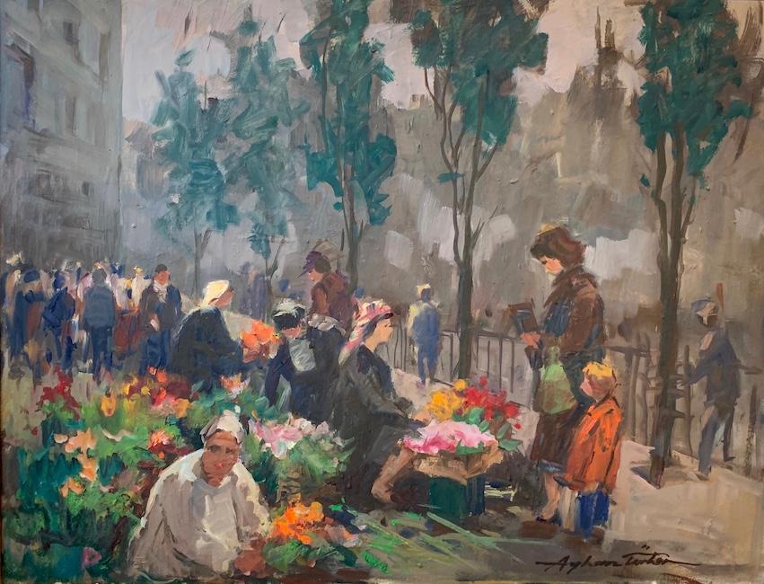 07. Ayhan Türker – Çiçekçiler