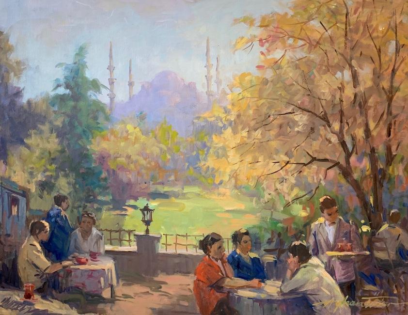 08. Ayhan Türker – Sultanahmet Camisi