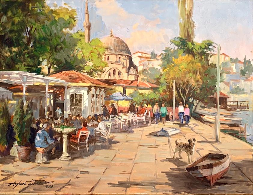 Ayhan Türker – Bebek Camii 2