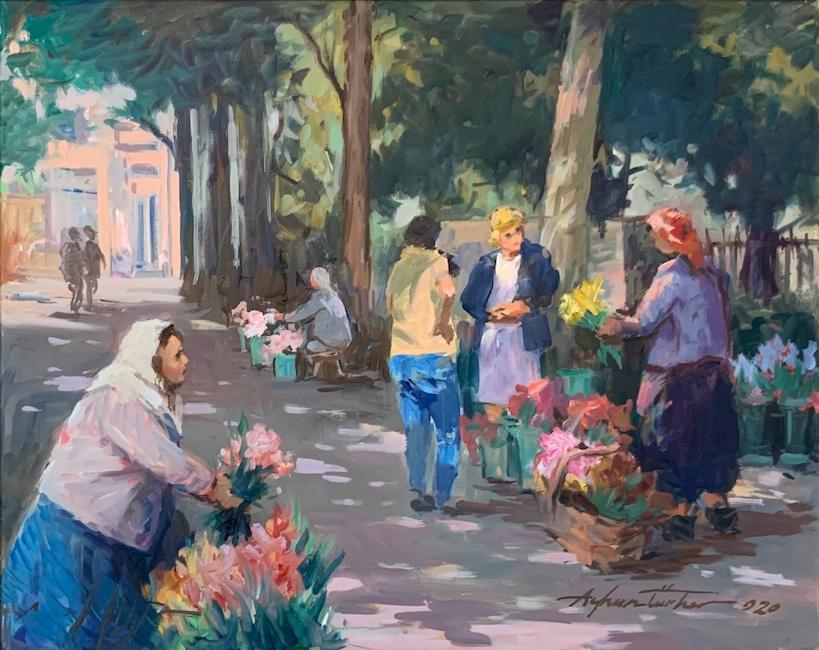 Ayhan Türker – Çiçekçiler
