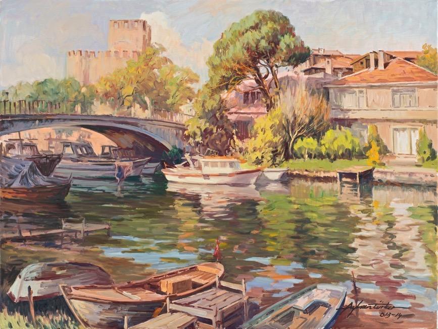 SATILDI – Ayhan Türker – Anadolu Hisar ve Köprüsü