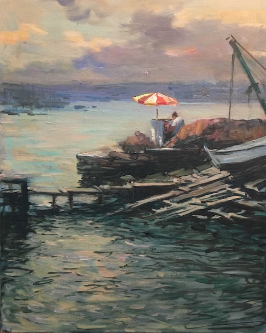Ayhan Türker – Balıkçı
