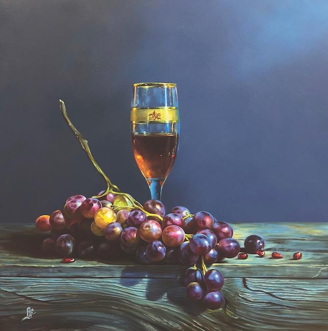 Hüseyin Feyzullah – Grapes
