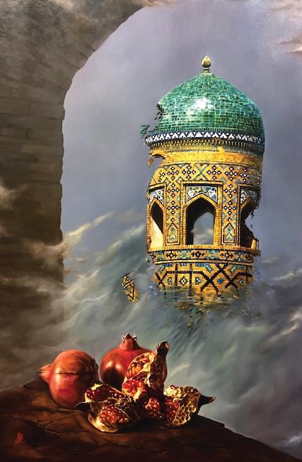 Hüseyin Feyzullah – Semerkand