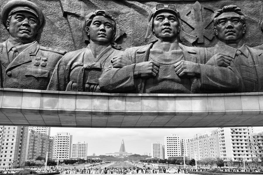 06. Coşkun Aral – Kuzey Kore-Kuzey Yıldızı