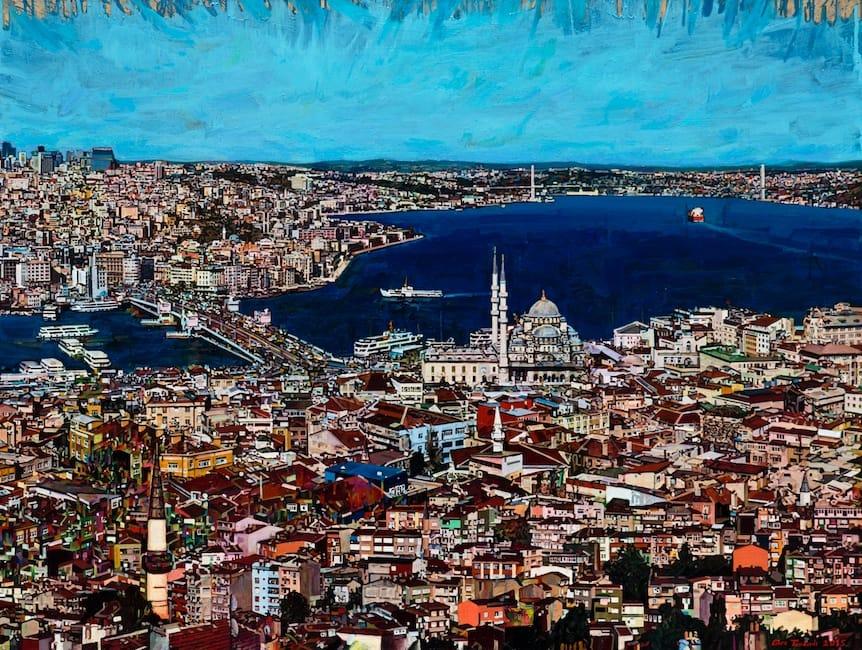 SATILDI – Emre Tandırlı – İstanbul (Yeni Camii)